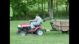 MTD Grass Harvestor 2