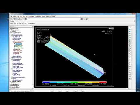 How to easily learn ANSYS APDL commands