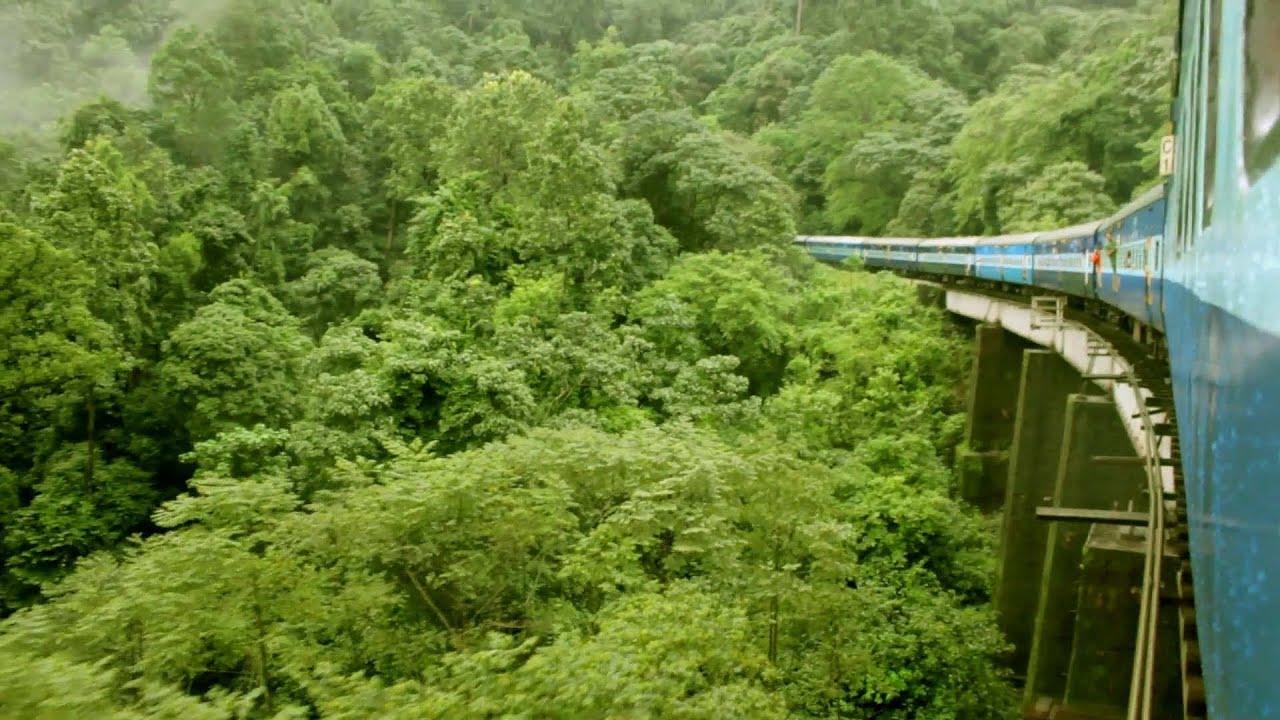 Sakaleshpur to Subramanya train journey along western ...