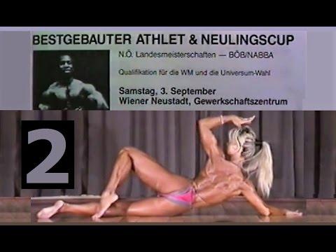 NABBA Austria Best Bodied Athlete 1988 - Part 2/3