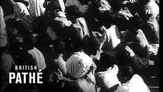 Famine In Bengal (1940-1949)