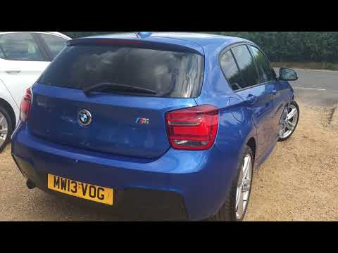 2013 BMW 1 SERIES 2.0 120D XDRIVE M SPORT  FOR SALE | CAR REVIEW VLOG