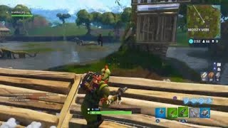 Fortnite clips when weak players have to cheat on solo