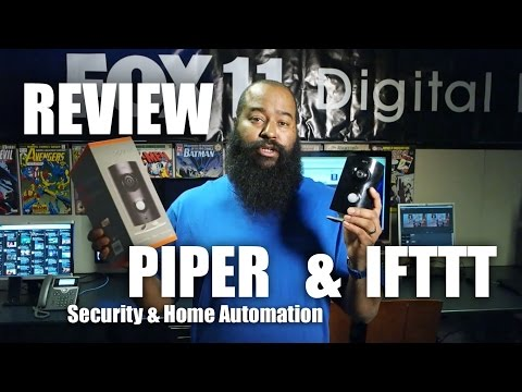 Review: Piper NV Extends Home Automation With IFTTT Integration