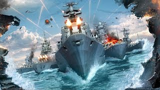 [ World of Warships ] Нічний заплив