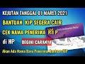CARA  CEK PENERIMA BANTUAN PIP TAHUN 2021 KARTU INDONESIA PINTAR MP3