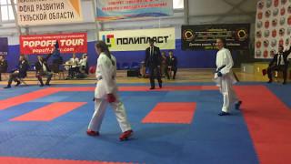 Путешествие sheba-karate в Тулу.
