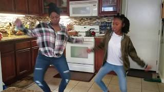 what a bam bam mother and daughter zumba routine