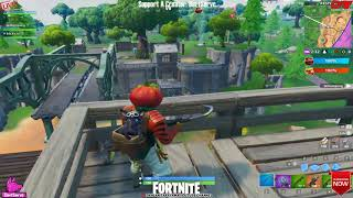 Fortnite Food Fight Battle Royale | Support A Creator Code: DertServc
