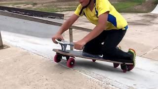 Spinner Shark Kneeboard Ride