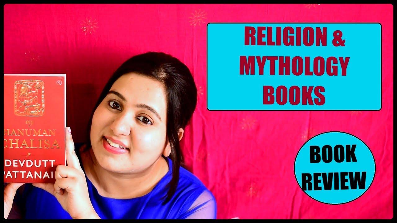 My Hanuman Chalisa By Devdutt Pattanaik Book Review Youtube