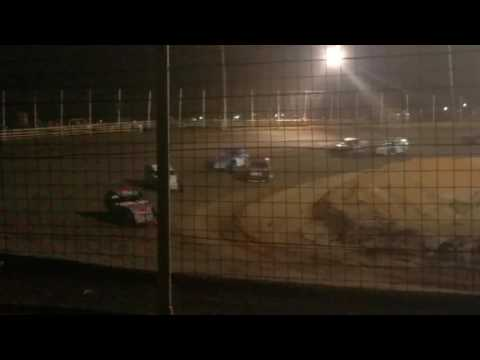 IMCA Modified main 6-4-2016 Cardinal motor speedway