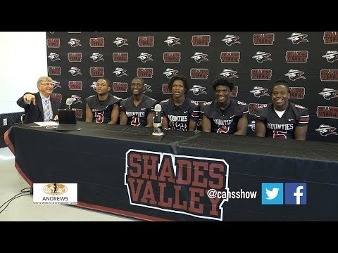 CASS - Shades Valley High School Sports Talk
