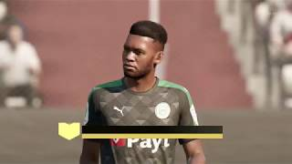 FIFA 18 clip