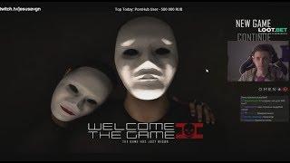 JesusAVGN играет в Welcome to the Game II на стриме