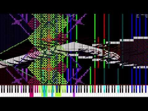 [Black MIDI] Flohwalzer - The Flea Waltz Black MIDI/Remix 1.7 Million