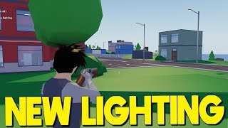 *NEW* LIGHTING IS OUT In Strucid...*INSANE* (Roblox Fortnite)
