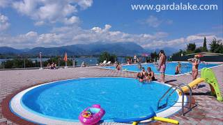 Camping Belvedere - Manerba del Garda - Lago di Garda Lake Gardasee