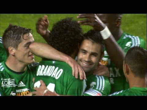 AS Saint-Etienne - Olympique de Marseille (2-0) - Le résumé (ASSE - OM) / 2012-13