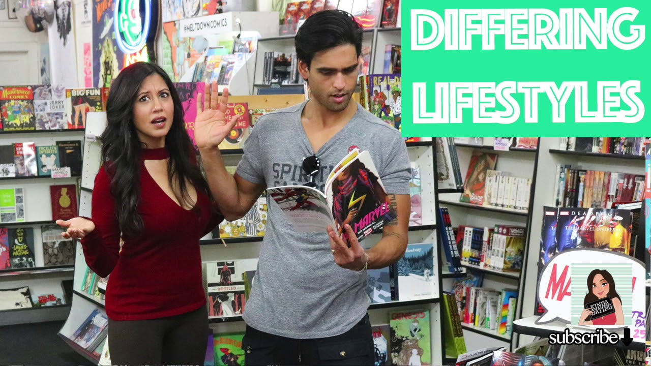 Different lifestyles dating