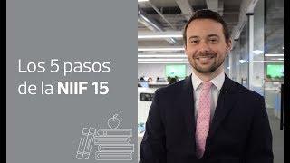 Conoce más: Los 5 pasos de la NIIF 15 - Parte I