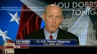 Lt  Col Bob McGinnis: NEVER SUBMIT!   With Carl Gallups on Freedom Friday