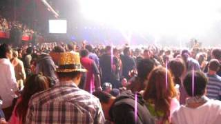 Together As One New Years Eve LA TAO 08-09 armin van buuren ali wilson shakedown