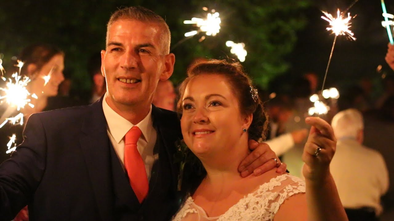 Tara and Paul's Wedding at The Oak Barn, Hittisleigh