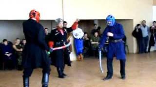 Казачьи национальные боевые искусства