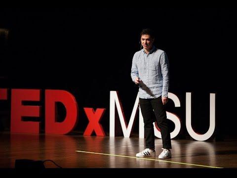 Impacting through human centered design | Evan Fried | TEDxMSU