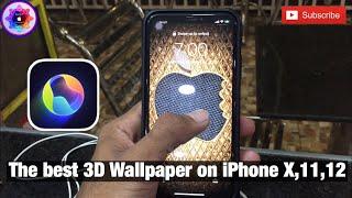 The best 3D live wallpaper on iPhone X,11,12 screenshot 4