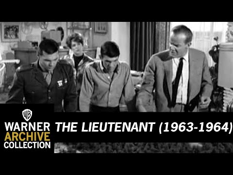 The Lieutenant TV Series (Preview Clip)