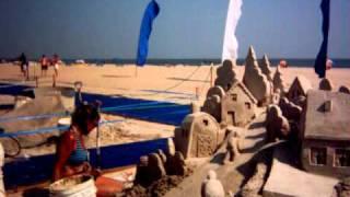 Neptune Festival Sand Sculpture Contest