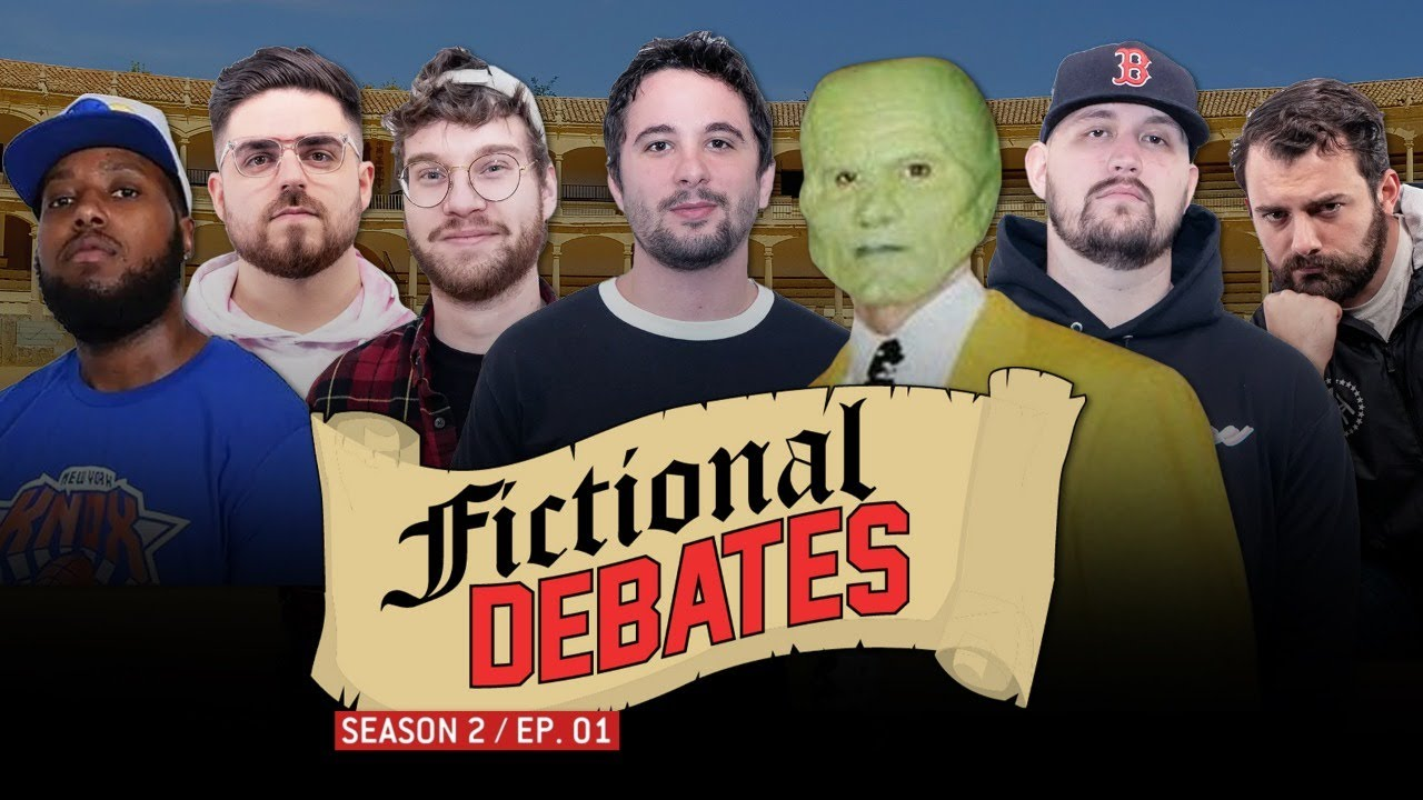 Download Fictional Debates (Season 2, Episode 1)