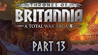 Total War Saga: Thrones of Britannia - Part 13 - Back From The Dead