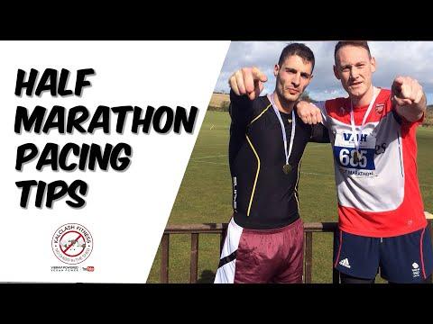 Half marathon pacing strategy. How fast should you run?
