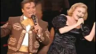 Rocío Dúrcal y Juan Gabriel - Te he escrito otra canción - 1997 thumbnail