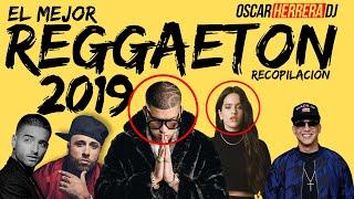 Exitos Reggaeton 2019 MIX - Lo Mas NUEVO Escuchado Sonado 2019 - DESCARGAR - Oscar Herrera DJ