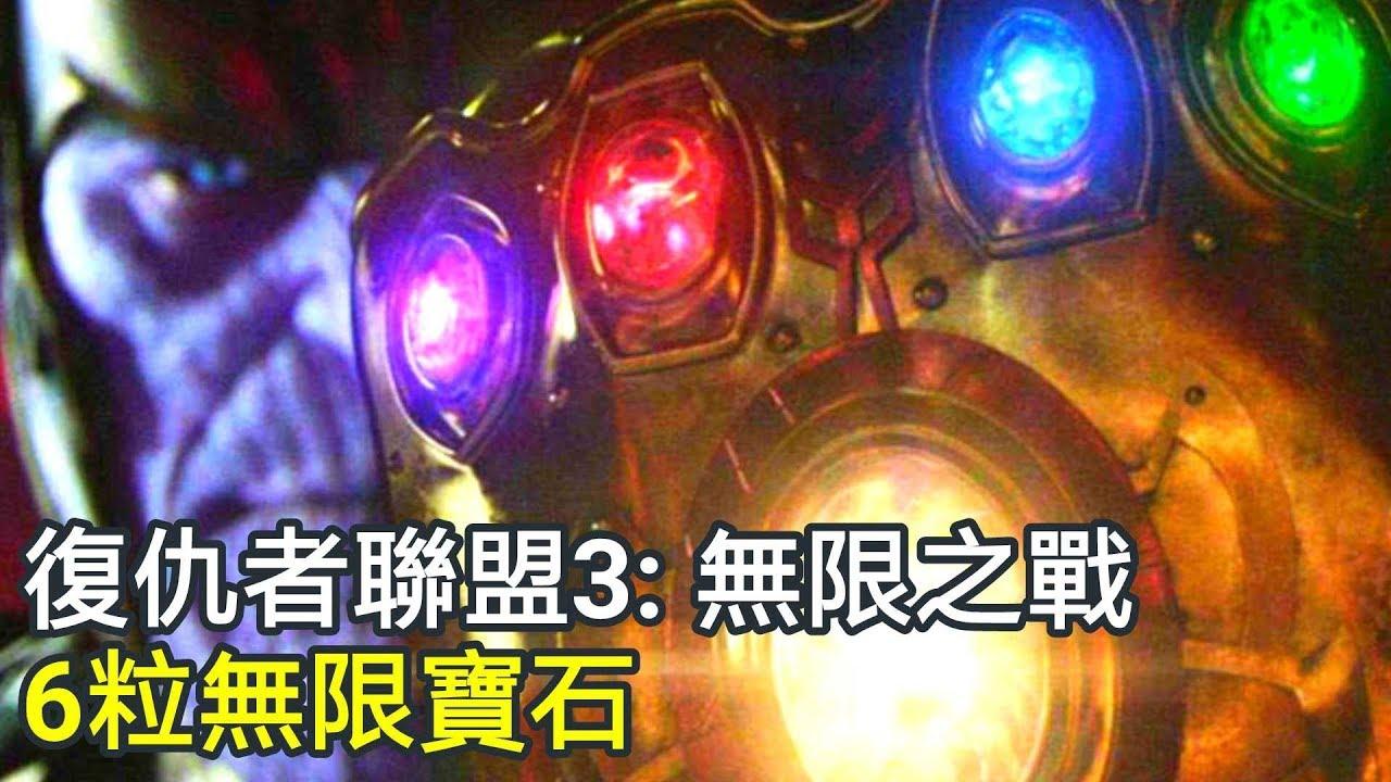 復仇者聯盟3 Image: 【分析】復仇者聯盟3: 無限之戰 The Avengers 3: Infinity War【中文字幕】