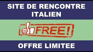 nouveau site de rencontre italien)