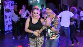 Mar del Plata Salsa Congress 2015 ~ Social ~ Noelia Sarmiento & Fernando Sosa