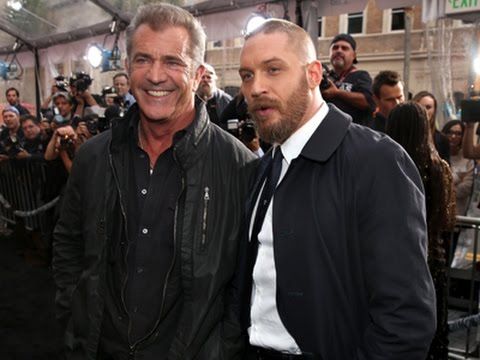 Gibson Mania at 'Mad Max' Premiere