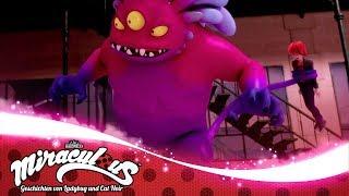 MIRACULOUS 🐞 Der Horrificator - Super-Bösewichte 🐞 Geschichten von Ladybug und Cat Noir