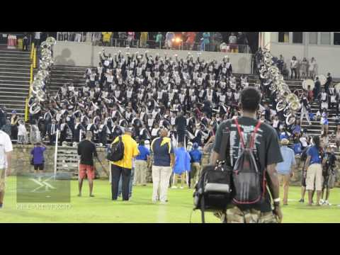 Tennessee State University Marching Band - Nobody Needs Nobody - 2016