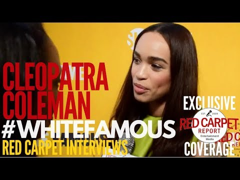 Cleopatra Coleman ed about time's new series