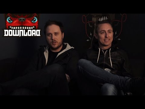 Download Meets: Yellowcard At #DL2015 | Download Festival 2015