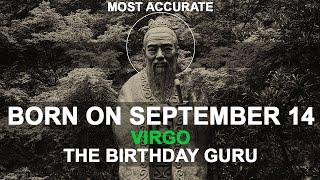Born On September 14 | Birthday | #aboutyourbirthday | Sample