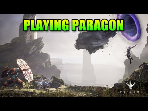 Playing Paragon - Are We Ready For Epic's MOBA?