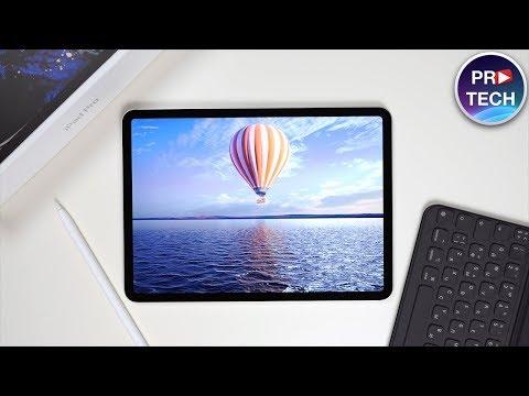 Исчерпывающий обзор iPad Pro 2018, Apple Pencil 2 и Smart Keyboard Folio + опыт эксплуатации