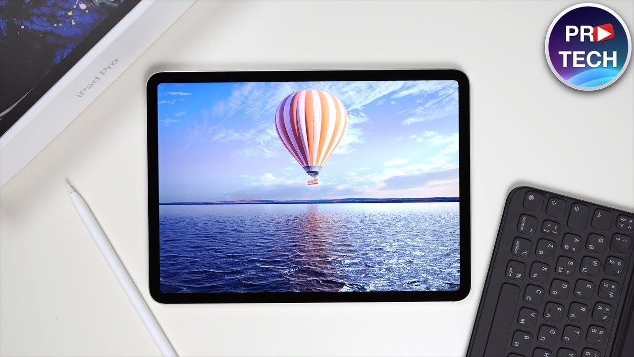 Ipad Apple Тест Обзор. Исчерпывающий Pro 2019,Pencil 2 и Smart Keyboard Folio + Опыт Эксплуатации